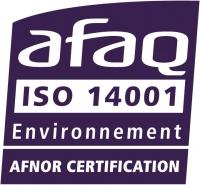 ADC Propreté - RSE - Logo ISO 14001 - Environnement