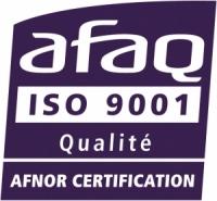 ADC Propreté - RSE - Logo ISO 9001 - Qualité