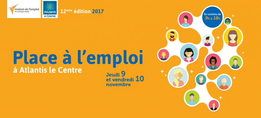 Forum Place à l'emploi 2017