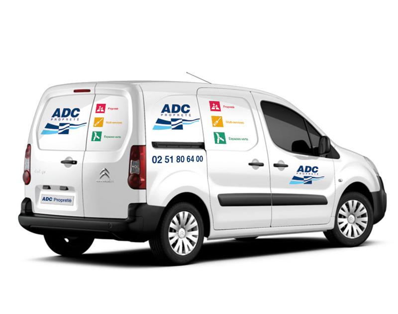ADC Propreté - Expert en nettoyage à Nantes