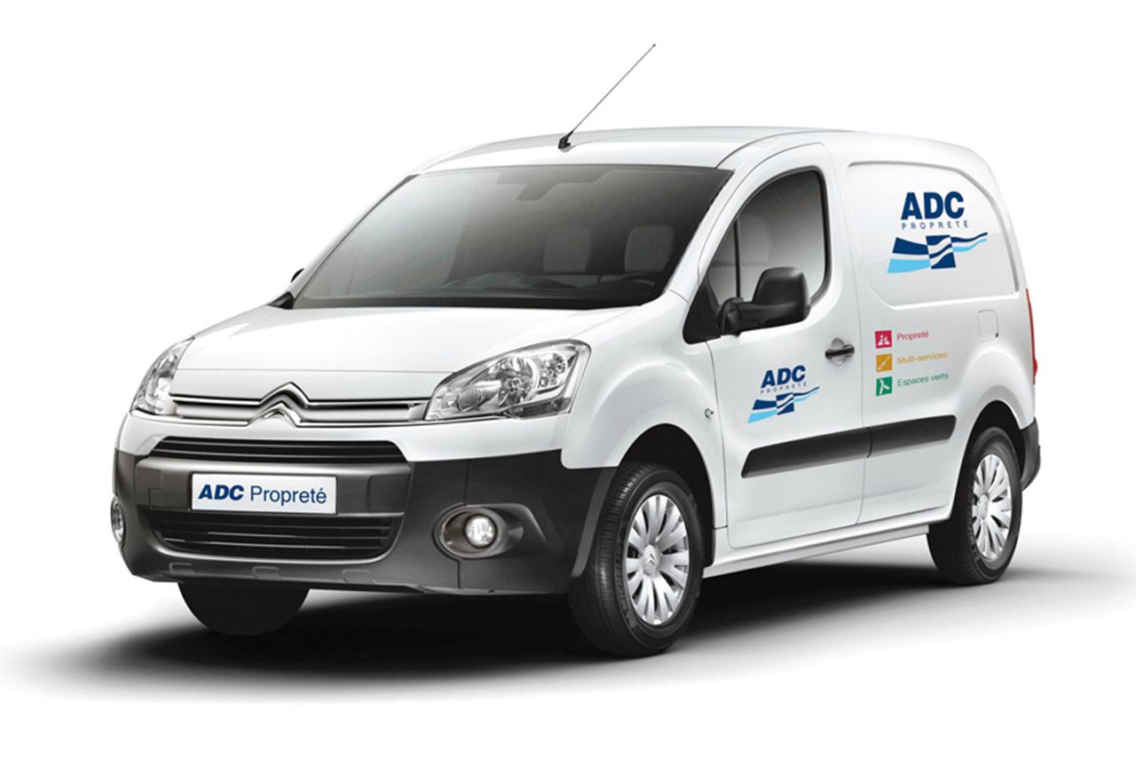ADC Propreté - véhicule de société