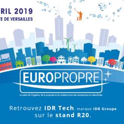 Europropre 2019